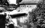 Alderholt, The Mill c.1960