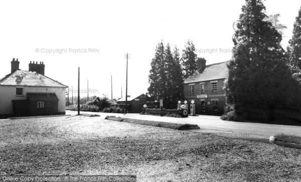 Photo of Alderholt, The Post Office c.1960