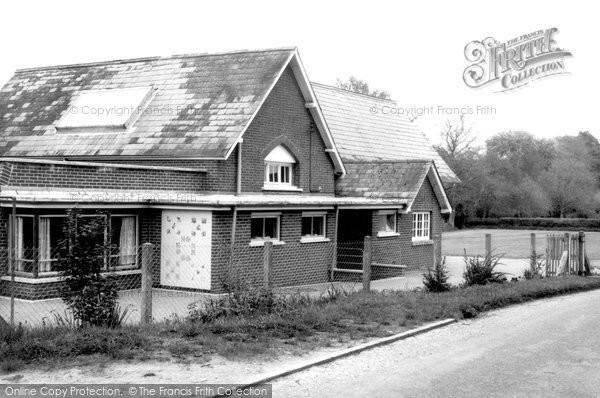 Alderholt, the School c1960