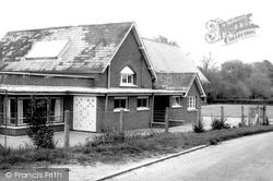 Alderholt, The School c.1960