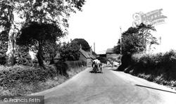 Alderholt, The Village c.1960