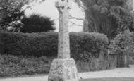 Alderholt, War Memorial c.1960