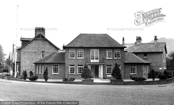 Photo of Alderley Edge, Council Offices c.1955