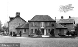 Alderley Edge, Council Offices c.1955