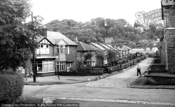 Photo of Alderley Edge, Duke Street c.1960