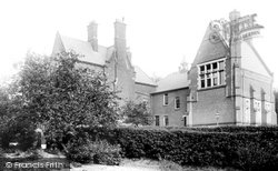 Alderley Edge, High School 1896