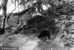 Alderley Edge, Holy Well 1896