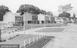 Alderley Edge, Houses In Windermere Drive c.1965