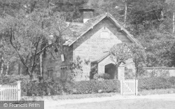 Alderley Edge, Keeper's Cottage 1896