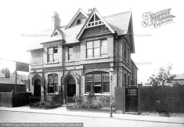Photo of Alderley Edge, Liberal Club 1896
