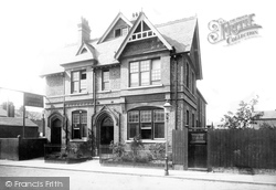 Alderley Edge, Liberal Club 1896