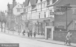 Alderley Edge, London Road c.1955