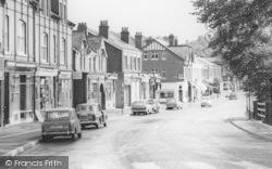 Alderley Edge, London Road c.1965