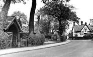 Alderley Edge, Ryleys Lane c1955