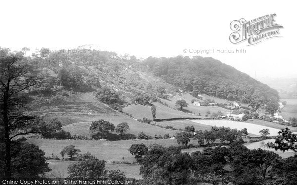 Photo of Alderley Edge, The Edge And Hough 1896