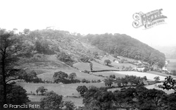 Alderley Edge, The Edge And Hough 1896