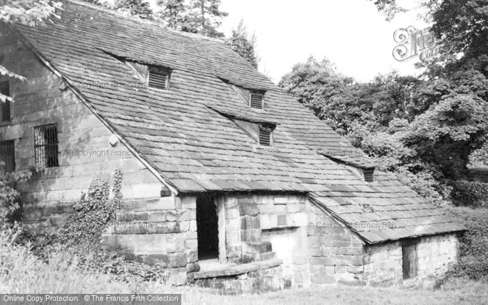 Photo of Alderley Edge, The Old Mill c.1955