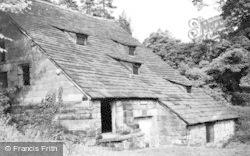 Alderley Edge, The Old Mill c.1955