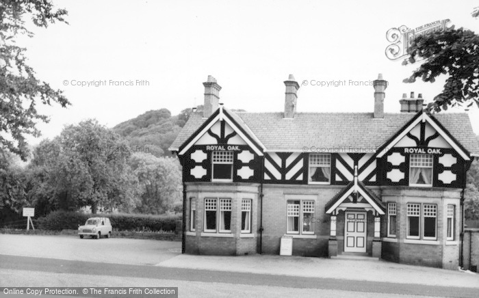 Photo of Alderley Edge, The Royal Oak c.1960
