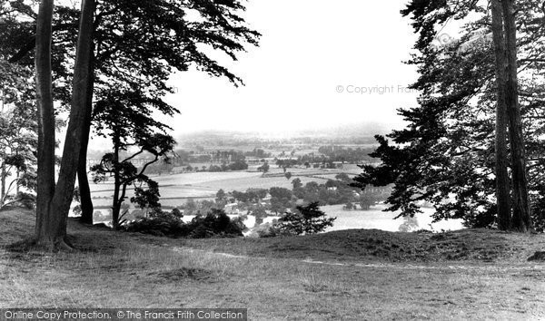 Photo of Alderley Edge, The View From Stormy Point c.1955
