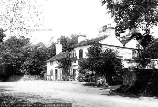 Alderley Edge, The Wizard Inn 1896