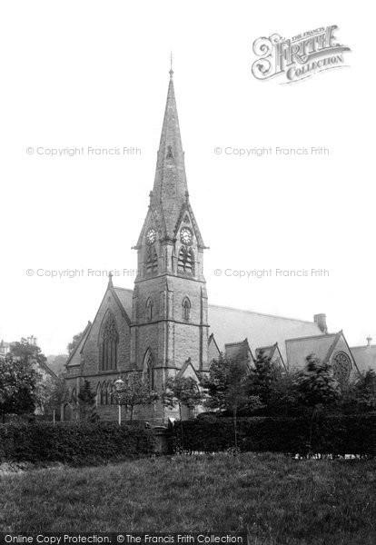 Photo of Alderley Edge, Wesleyan Chapel 1896