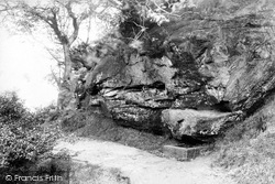 Alderley Edge, Wizard's Well 1896