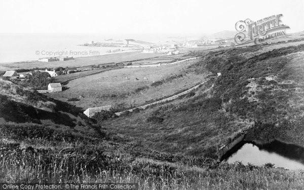 Photo of Alderney, 1915