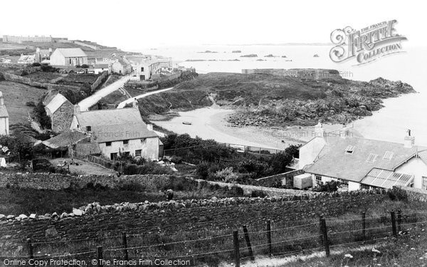 Photo of Alderney, Crabby Village 1915