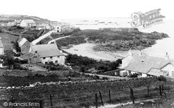Alderney, Crabby Village 1915