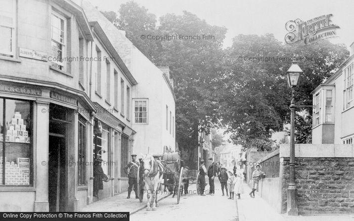 Alderney, Victoria Street c.1915