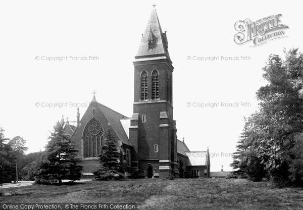 Photo of Aldershot, All Saints Church 1891