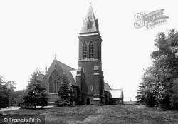 Aldershot, All Saints Church 1891