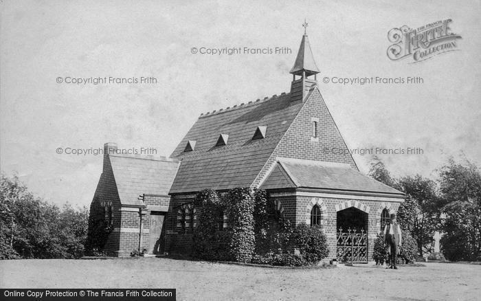 Photo of Aldershot, Barrack Chapel 1891