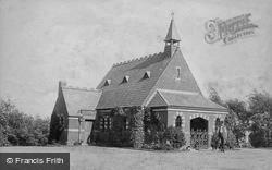 Aldershot, Barrack Chapel 1891