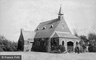 Aldershot, Barrack Chapel 1892
