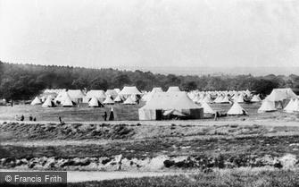 Aldershot, Borley Camp 1898