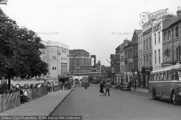 Photo of Aldershot, c.1955