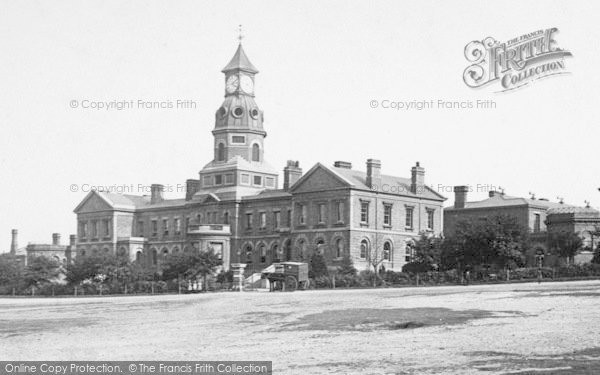 Photo of Aldershot, Cambridge Hospital 1891