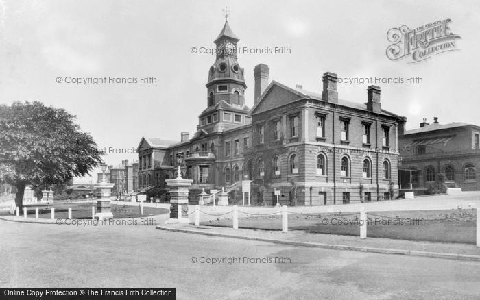 Photo of Aldershot, Cambridge Hospital 1938