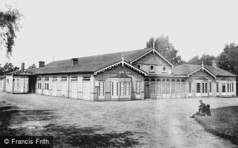 Aldershot, Clubhouse 1892