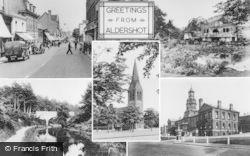 Aldershot, Composite c.1960