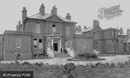 Aldershot, Connaught Hospital 1905