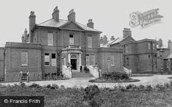 Aldershot, Connaught Hospital 1905