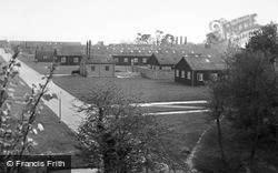 Aldershot, Connaught Hospital c.1955
