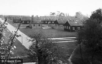 Aldershot, Connaught Hospital c1955