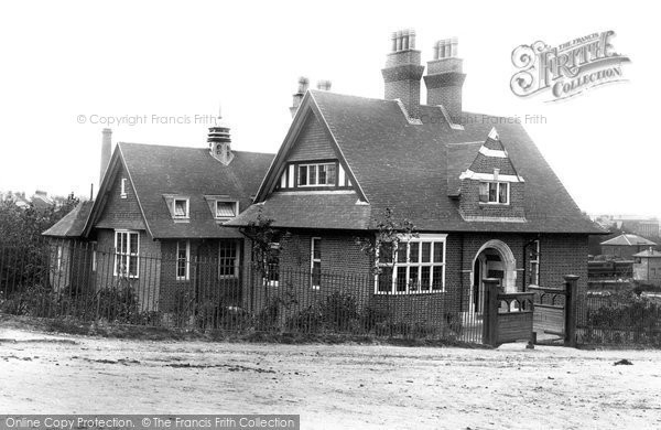 Photo of Aldershot, Cottage Hospital 1897
