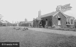 Aldershot, Headquarters Huts 1891