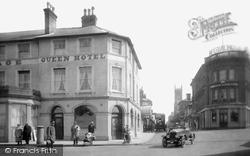 Aldershot, High Street 1923