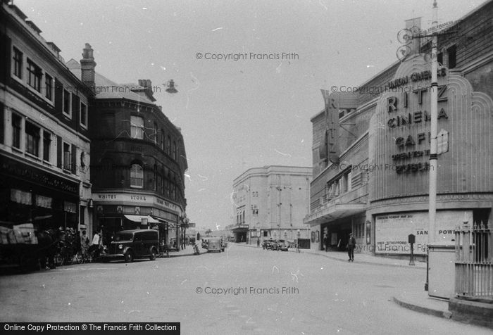 Photo of Aldershot, High Street 1936